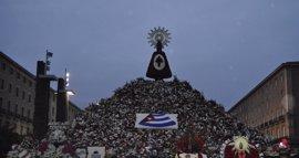 Más de 235.000 oferentes y 5,5 toneladas de flores