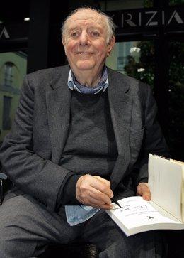 El Premio Nobel de Literatura Dario Fo
