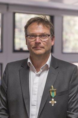 Un Profesor De UNIR, Medalla Al Mérito Policial