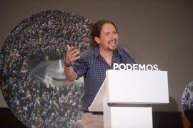 """Iglesias apuesta ahora por introducir """"garantías"""" en los pactos con el PSOE"""