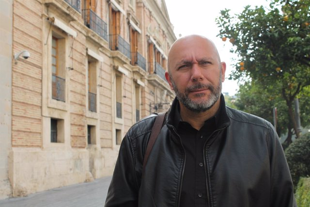 Ricardo Sixto en imagen de archivo