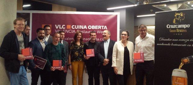 XV edición de Cuina Oberta
