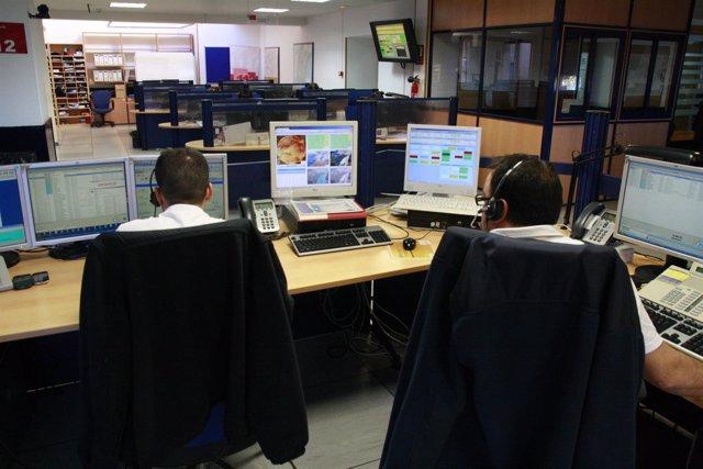 Oficina, Emergencias Sanitarias, 112,Operadores, Tecnología, Urgencias