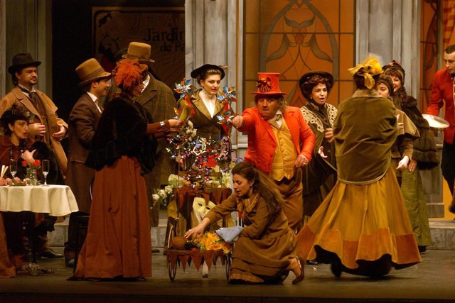 Nota 'La Bohème' Teatro Carrión