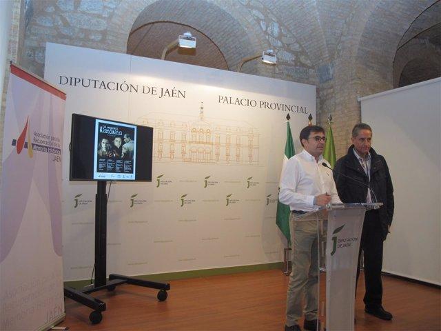 Presentación del VII Ciclo de Cine La Memoria Histórica.