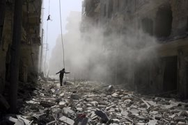 Damasco autoriza el plan de ayuda de la ONU pero rechaza el reparto en el este de Alepo