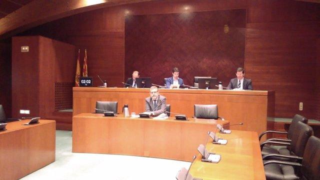 El rector de la Universidad de Zaragoza (UZ), José Antonio Mayoral.