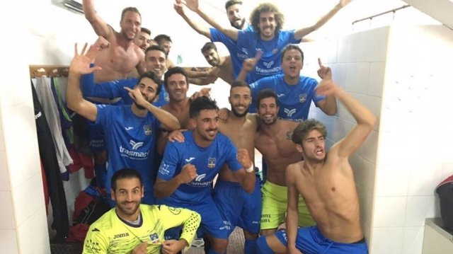 La SD Formentera se mete en dieciseiavos de final de Copa