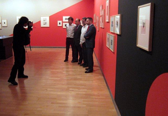 Presentación de la exposición 'Imago, Ergo Sum' en el DA2 de Salamanca