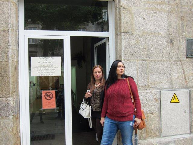 Desahucio Nuria en Vigo
