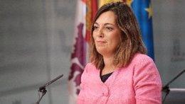 La portavoz de la Junta tras la rueda de prensa del Consejo de Gobierno