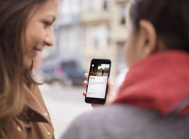 App de Airbnb