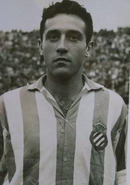 Javier Marcet, exjugador del Espanyol