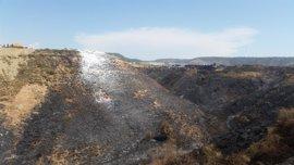 Diputación Guadalajara se personará en la causa por el incendio de Chiloeches