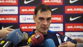 """Bartzokas: """"Será un gran reto, es el gran objetivo de la temporada"""""""
