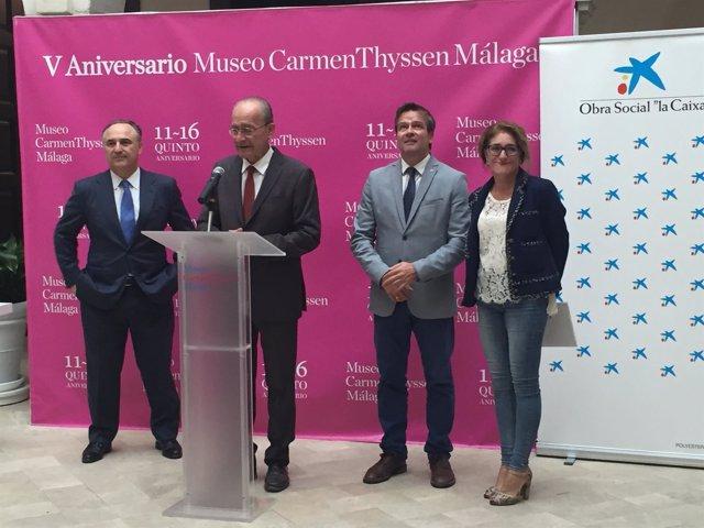 NOTA DE PRENSA: El Museo Carmen Thyssen Málaga Invita A La Reflexión Crítica Y A