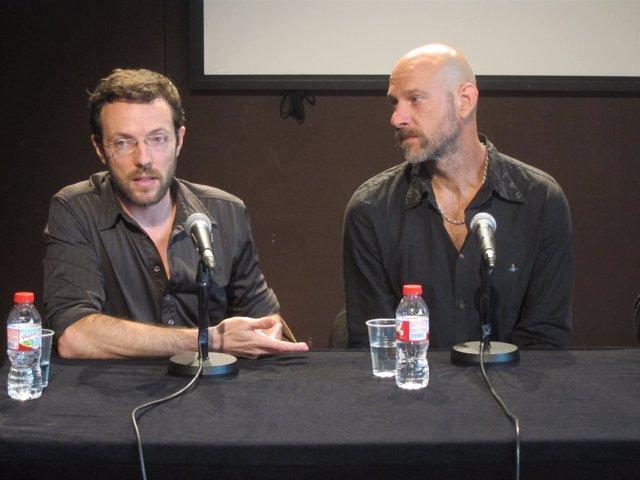 Ferran Carvajal y Trevor Carlson