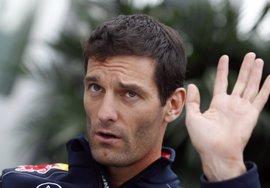 Webber pondrá fin a su carrera deportiva en noviembre