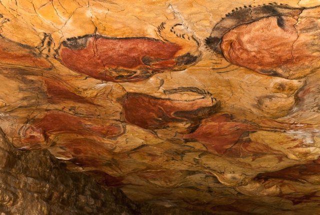 Museo de Altamira, pinturas rupestres