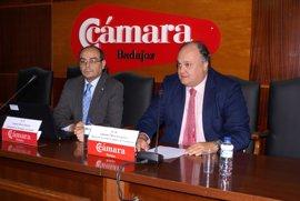Empresarios de la provincia de Badajoz conocen en la Cámara de Comercio las oportunidades de negocio en Paraguay