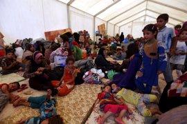 Estado Islámico podría utilizar a miles de iraquíes como escudos humanos en Mosul