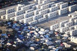 Los niños de 'La Jungla' recurren al tráfico de personas para llegar a Reino Unido
