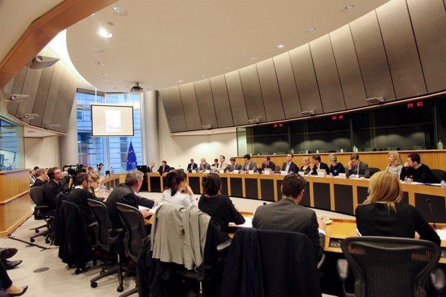 Parlamento europeo LaLiga buena gobernanza