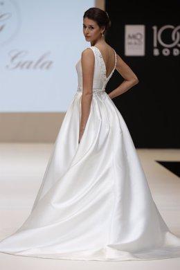 Imagen de un traje de boda