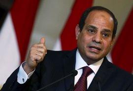 Al Sisi niega apoyar a la oposición en Etiopía