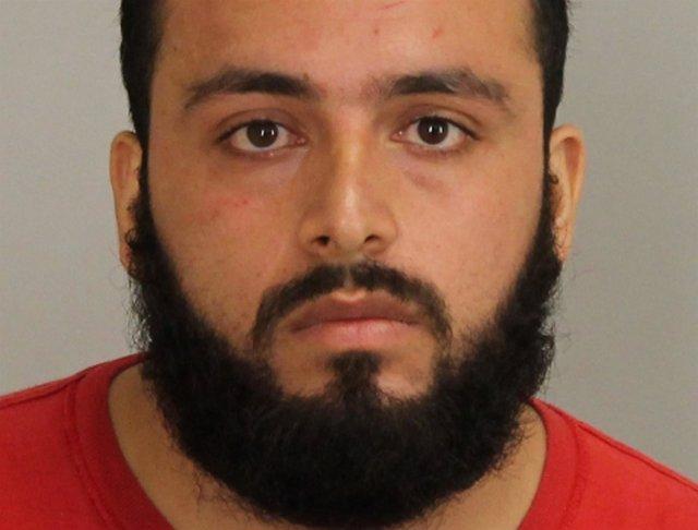 Ahmad Khan Rahami, acusado de la explosión en Nueva York