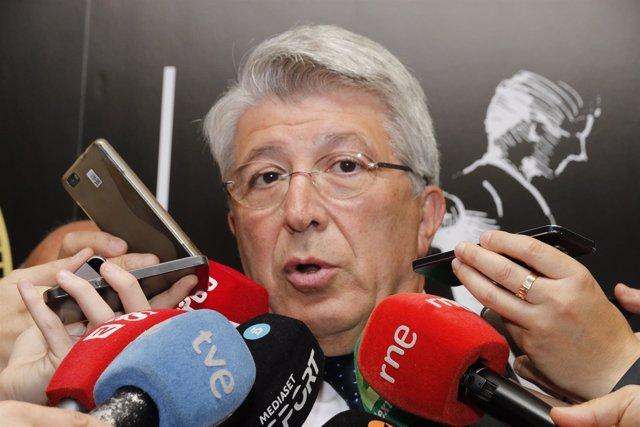 Enrique Cerezo (Atlético Madrid)