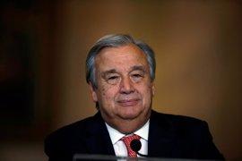 EEUU felicita a António Guterres por su nombramiento como secretario general de la ONU