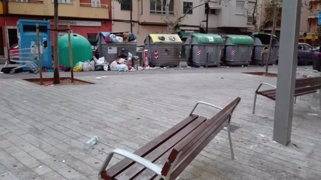 Arcan denuncia basura en Pere Garau