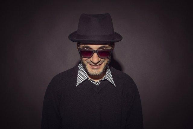 El músico mallorquín Hermano L