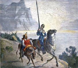 Disney prepara su propia adaptación de Don Quijote