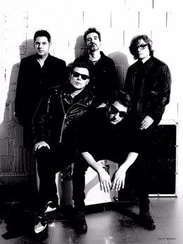 Imagen promocional del grupo 091.