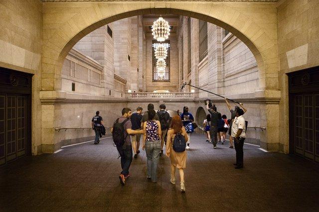 Grand Central Station de Nueva York, del arquitecto  Rafael Guastavino