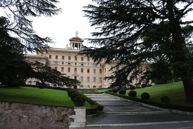 Sede Gobierno del Gibierno Vaticano