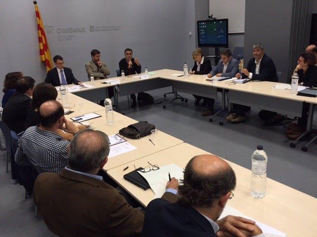 El conseller T.Comín inicia un proceso participativo