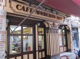El Café Moderno cierra su centenario con una gran fiesta y anima a los logroñeses a que acudan vestidos de época