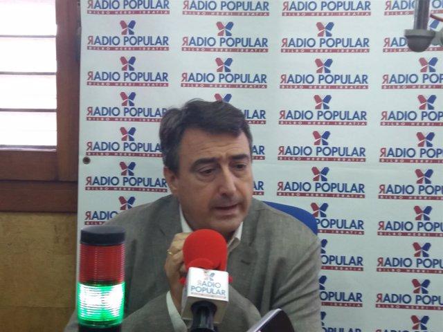 Aitor Esteban en Radio Popular