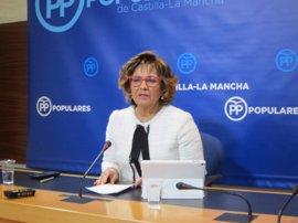 """PP C-LM acusa a Page de """"mentir"""" porque su Gobierno dice """"una cosa"""" de la reunión y Podemos dice """"todo lo contrario"""""""