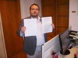 C's pide a Diego, Salvador Blanco y la exdirectora del EMCAN en la comisión de Ecomasa