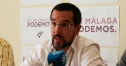 Sergio Pascual (Podemos)