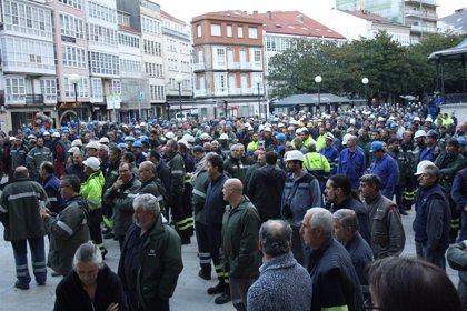 Trabajadores de Navantia Ferrol impiden al presidente de la empresa mantener un encuentro con empresarios de auxiliares