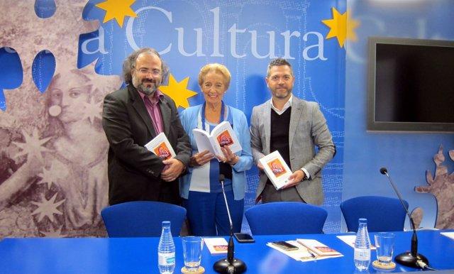 Pérez Alencart, Fernández Labrador y Julio López presentan el Encuentro