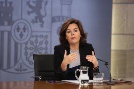 """Santamaría dice que se juzgan hechos del """"pasado"""" y subraya que la formación de Gobierno está """"por encima"""""""