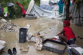 29 personas mueren por cólera en Haití tras 'Matthew'