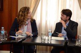 Chacón culpa a Alonso del retraso en el cierre del anillo al no aportar los 15 millones