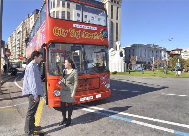Autobús Turístico De Santander